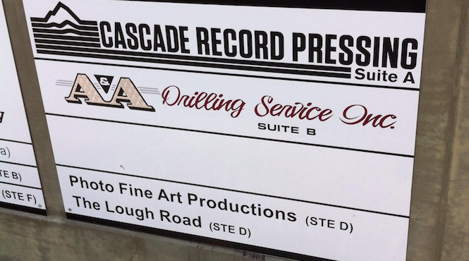 Two vinyl pressing plants open their doors in the USA
