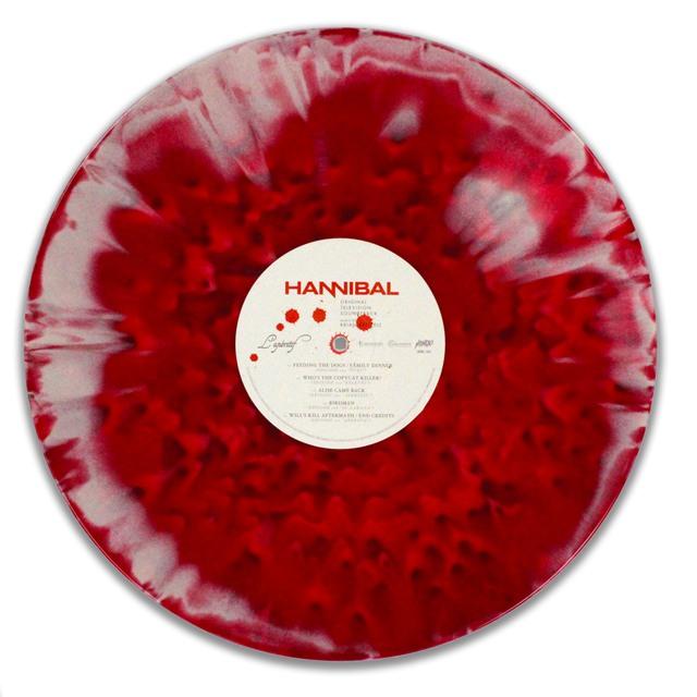 """Hannibal soundtrack reissued on """"steak tartare"""" vinyl"""
