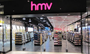 HMV is selling vinyl and CDs online for the first time in two years