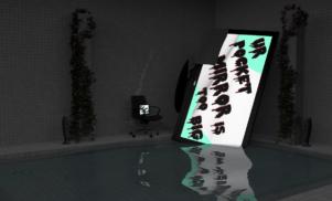 Nancy Leticia shares meta vision of hyperreality in 'Ur Pocket Mirror Is Too Big' video