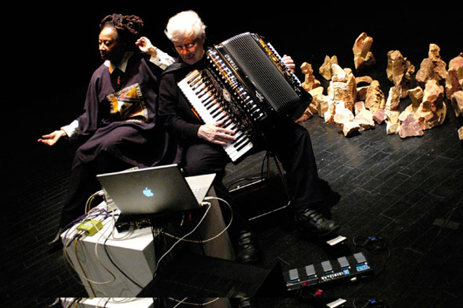 Morphine to release record by avant-garde composer Pauline Oliveros and Ione