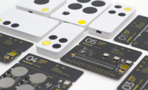 These tiny MIDI controllers let you make music with gestures
