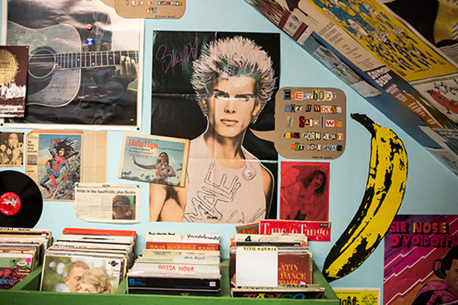 Help crowdfund this photobook about record stores