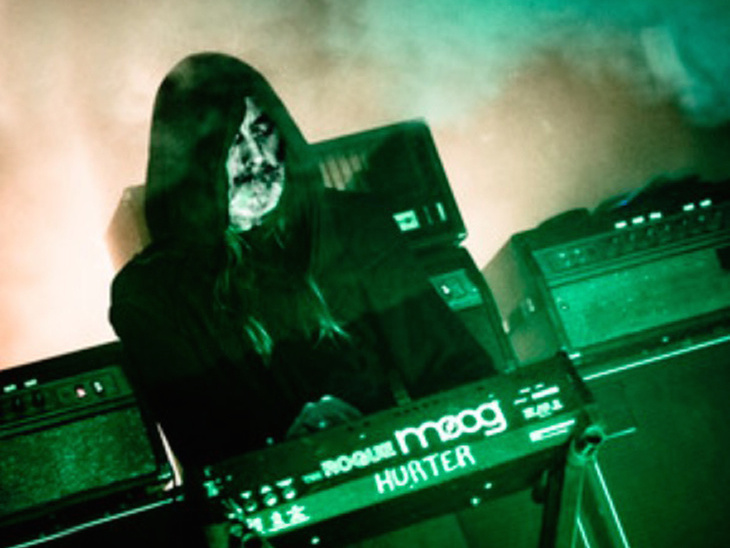 Sunn O))) uploads dozens of concert bootlegs to Bandcamp