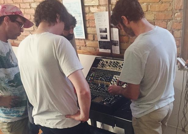 Animal Collective finish recording new album in iconic Pet Sounds studio
