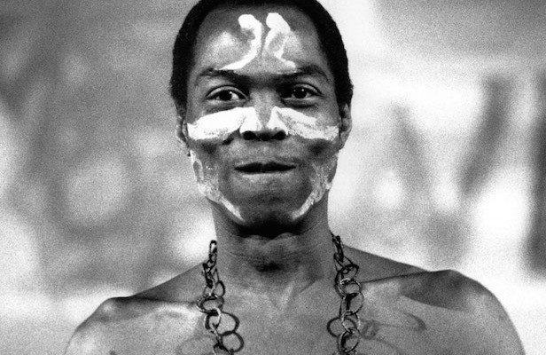 Remembering Fela Kuti's Shrine
