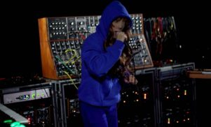 Watch Gazelle Twin in the Moog Sound Lab at Supersonic Festival