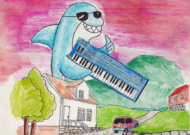 "Stream Legowelt's ""Nordic ambient"" album Electronic Music From The Faroe Islands 1993"