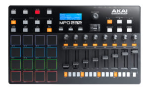 Akai introduces updated MPD drum controllers