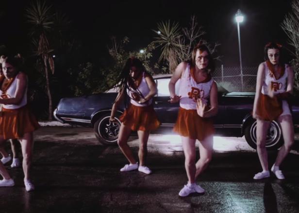 Blood diamonds, demented cheerleaders and distorted cyberpunks: The week's best videos
