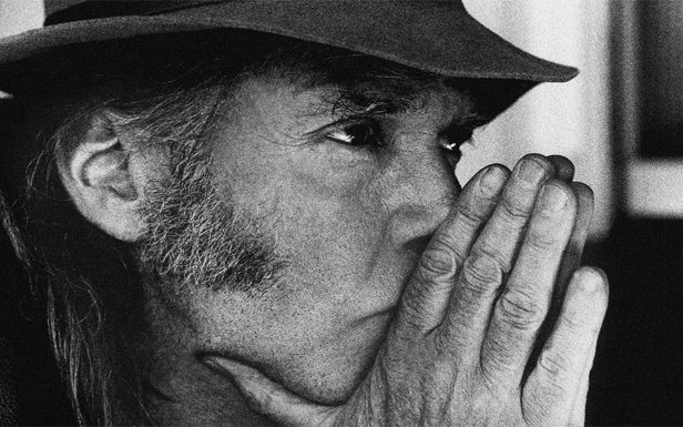 Neil Young is finished with streaming as of today