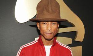 Hear Pharrell's new single 'Freedom'