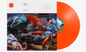 Street Fighter II soundtrack to receive deluxe vinyl release