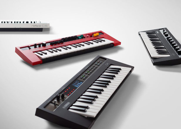 Yamaha launches Reface synth line