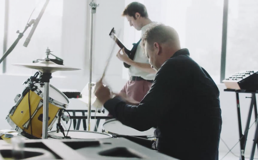 Watch Battles play four songs from their upcoming album in thrilling live session