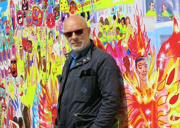 "Brian Eno to deliver BBC's John Peel lecture on ""the ecology of culture"""