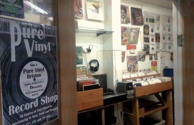 Brixton has a new record shop