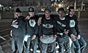 Watch a footwork crew dance to DJ Spinn's remix of Kanye's 'All Day'