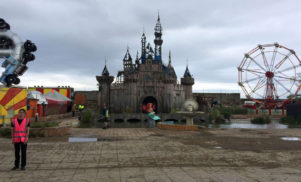 Run The Jewels and Massive Attack to play Banksy's Dismaland theme park