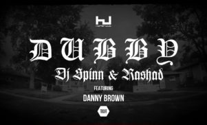 Watch DJ Rashad footwork in DJ Spinn's 'Dubby' video, featuring Danny Brown
