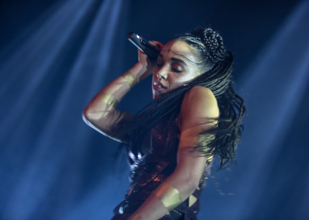 Online trolls sent racist abuse to FKA twigs and a fan suffering from cancer