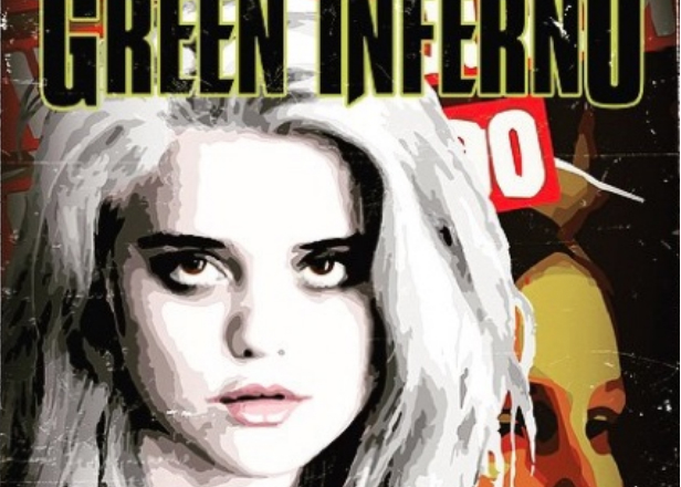 Watch Sky Ferreira make her feature film debut in the trailer for The Green Inferno