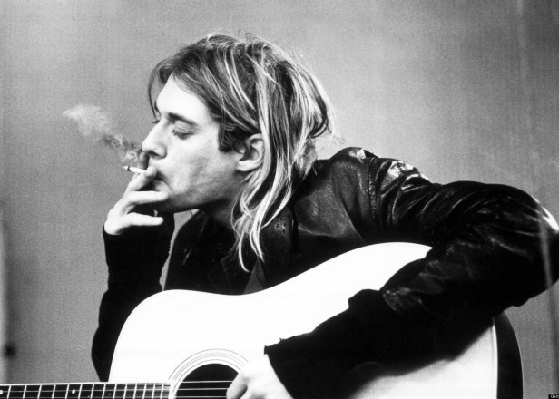 Kurt Cobain solo album set for November release