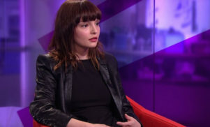 Chvrches' Lauren Mayberry talks trolls and misogyny on Channel 4
