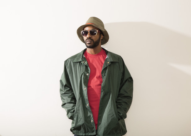 Stream Dam-Funk's new album Invite the Light