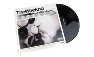 The Weeknd's House of Balloons gets official vinyl release