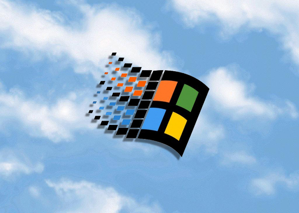 Mark 20 years of Windows 95 with its startup sound slowed down by 4000%