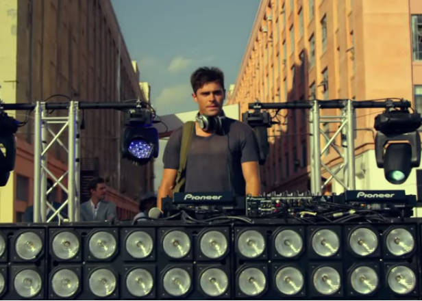 Zac Efron's EDM movie had one of the worst openings in history