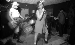 Hear an unreleased Bikini Kill track, 'Ocean Song'