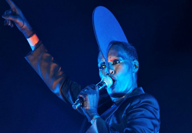 """Grace Jones: """"When I see Kanye West, I'm going to get in his face"""""""