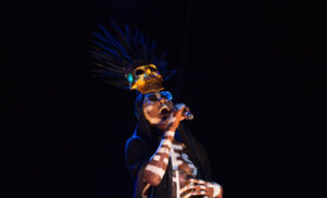Grace Jones talks about past experiences with LSD