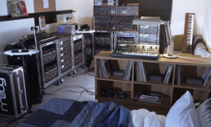 Inside the Moog Sound Lab