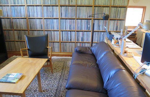 See Inside Haruki Murakami S Record Room