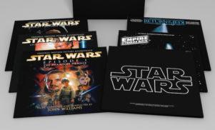 Sony Classical announces vinyl box set of Star Wars soundtracks