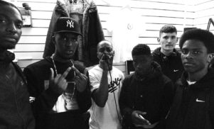 Stream Riz La Teef, Novelist, Dee Cee and Killa P on new South London station Balamii