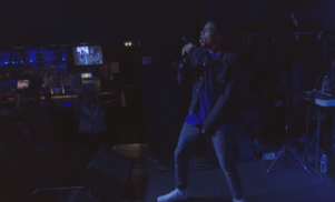 Watch Vince Staples' commanding performance at POW Fest in Los Angeles