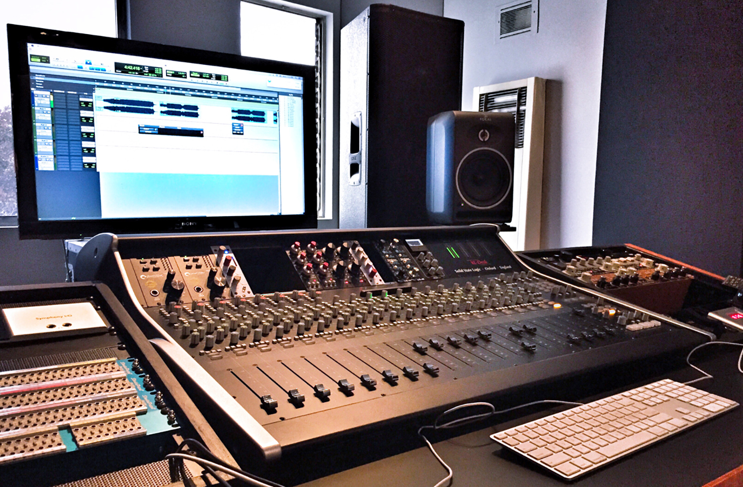 Ssl Digital Audio Post Production Prospect Solid State Logic Ssl Digital Cameras & Photo