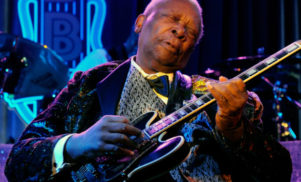 B. B. King to receive extensive vinyl reissues of out-of-print albums