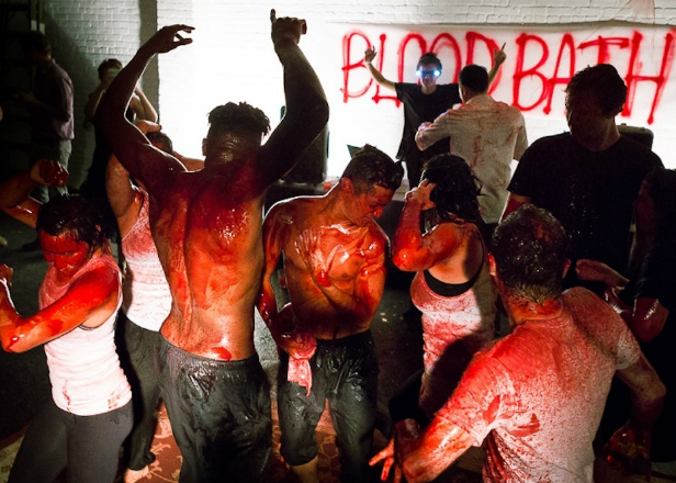 Blade-inspired Blood Rave to be held at Comic Con