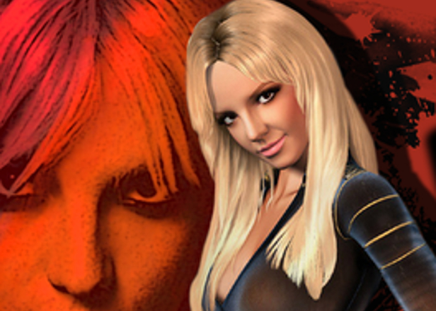 There's a campaign to get Britney Spears into Super Smash Bros