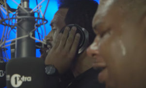 Craig David and Big Narstie are working together