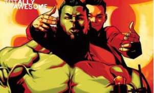 Kendrick Lamar, Raekwon and Kool Keith covers reimagined with Marvel superheroes
