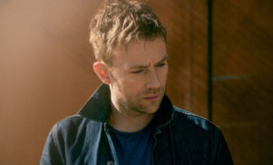 "Damon Albarn has called Adele's forthcoming material ""middle of the road"""
