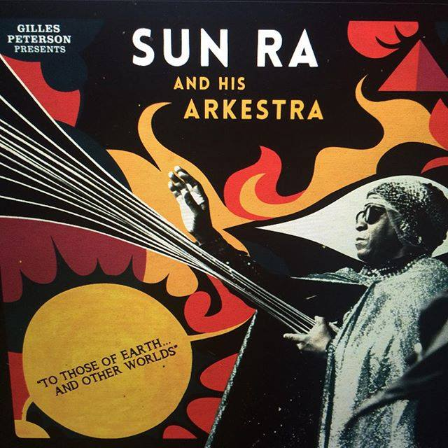 Gilles Peterson compiles Sun Ra rarities for Strut