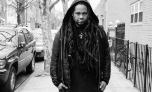 "Hieroglyphic Being to release ""epic"" ensemble LP on RVNG Intl"