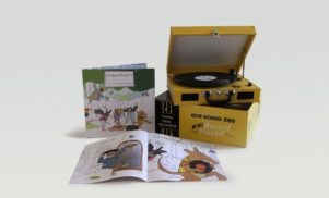 Third Man Records, Light In The Attic release turntable and compilation record designed for kids